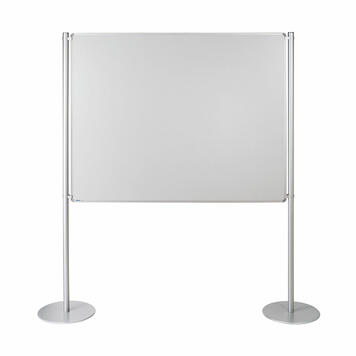 Cloison mobile Set, bi-face