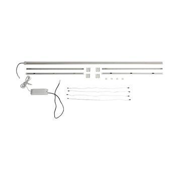 """Kit d'éclairage d'étagère """"Midi"""" - complet"""